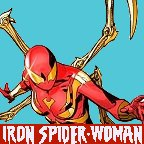 iron-spider-woman